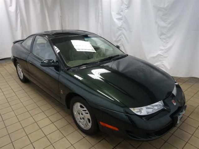 1999 Saturn SC2 Coupe 3DR CPE SC2 AT
