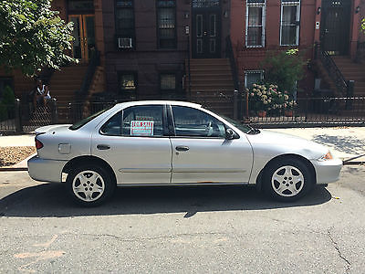 2001 Chevrolet Cavalier Cars For Sale