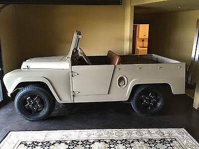 Austin : Gipsy Series 1 English Jeep type 4 wheel drive vehicle