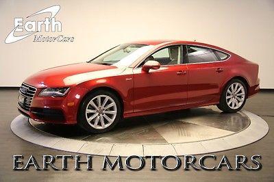 Audi : A7 3.0 Prestige 2012 audi a 7 3.0 prestige nav blind spot monitor push start backup cam