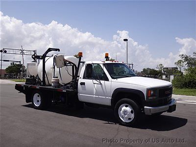 GMC : Sierra 3500 GMC Sierra 3500 HD 6.5L Turbo Diesel Pesticide Chemical Lawn Care Pest Control
