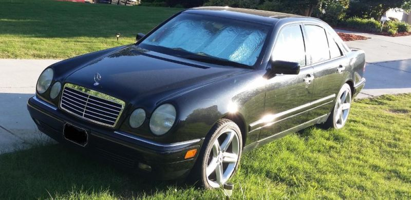 Mercedes benz e430 cars for sale for Mercedes benz e430 for sale
