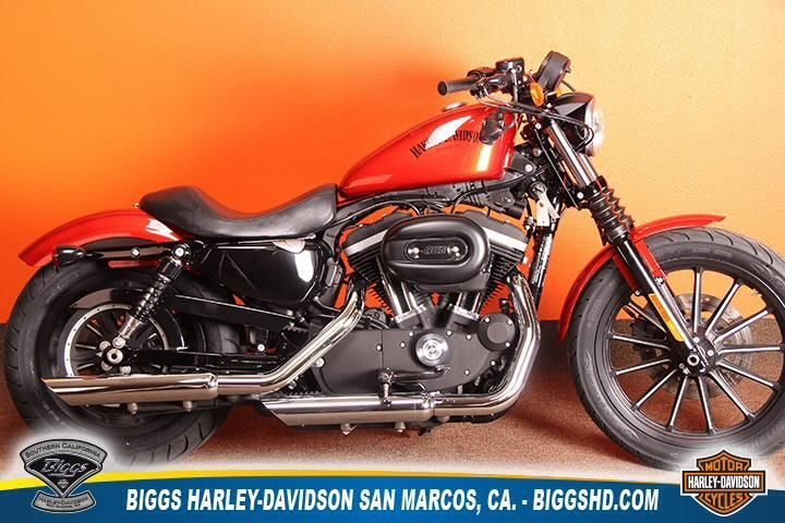 Used Harley Standard Motorcycles For Sale San Marcos Ca >> 2013 Harley 883 Iron Candy Orange Motorcycles for sale