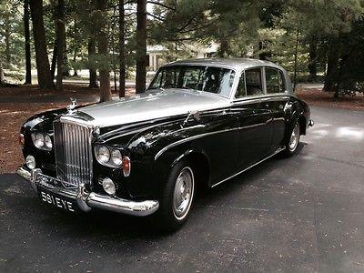 Bentley : Other Sedan 1961 bentley siii