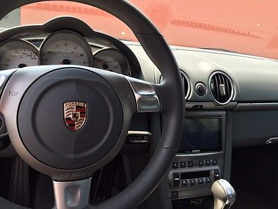 Porsche : Cayman S Hatchback 2-Door 2007 porsche cayman s hatchback 2 door 3.4 l