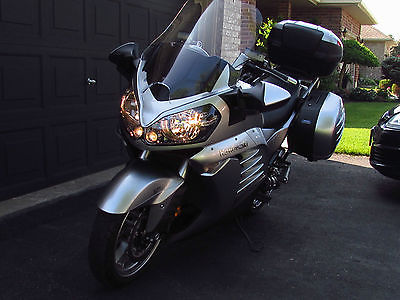 Kawasaki : Other 2011 kawasaki concours 1400 abs 9575 km mint condition extras will certify