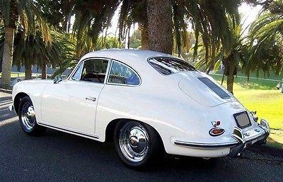Porsche : 356 356B Porsche 356