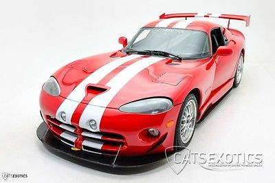 Dodge : Viper GTS-R Clone GTS-R Clone - $60k Invested In Parts - 470 RWHP - Built Motor - BBS LM Wheels -