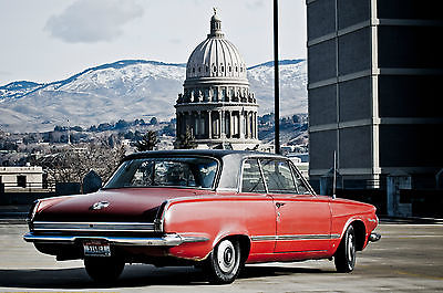 Plymouth : Other 1964 plymouth valiant signet 200 great condition with rebuilt engine more