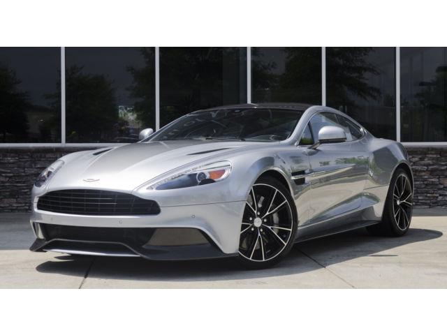 Aston Martin : Vanquish 2dr Cpe 2014 aston martin vanquish centenary edition low miles 1 of 100