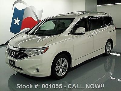 Nissan : Quest 3.5 SL HEATED LEATHER REAR CAM 2011 nissan quest 3.5 sl heated leather rear cam 84 k mi 001055 texas direct