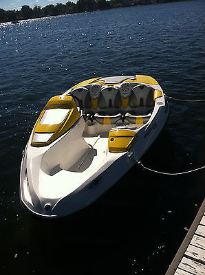 Sea Doo Sportster 4 Tec Boats For Sale
