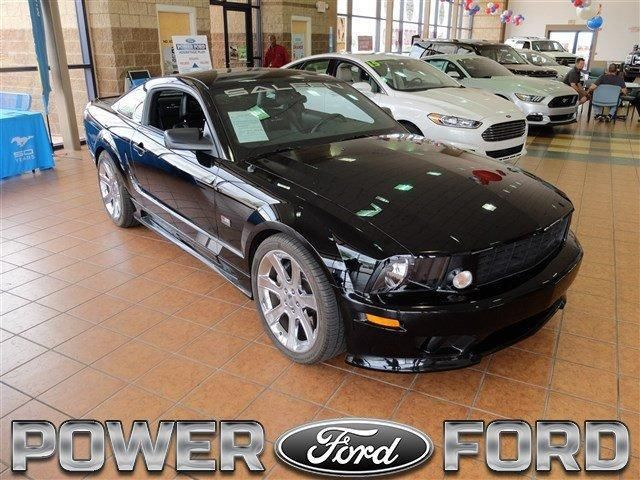 2005 Ford Mustang 2dr Car Saleen S281