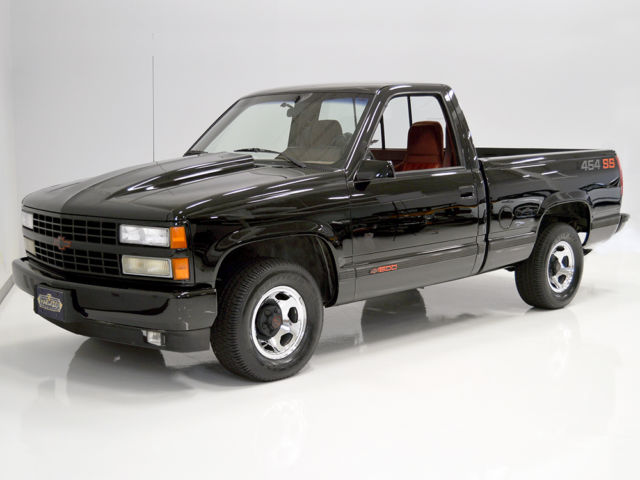 Chevrolet : C/K Pickup 1500 454SS 454 ss 1 owner built 454 immaculate body and interior very fast cold a c