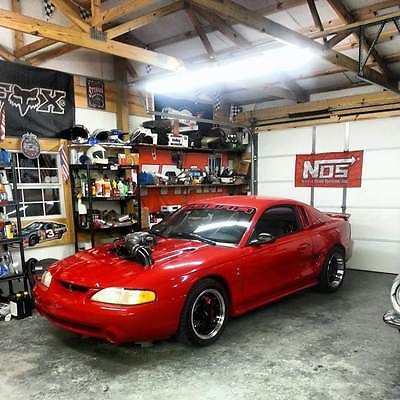 Ford : Mustang GT 1998 mustang gt cobra clone one of a kind no reserve