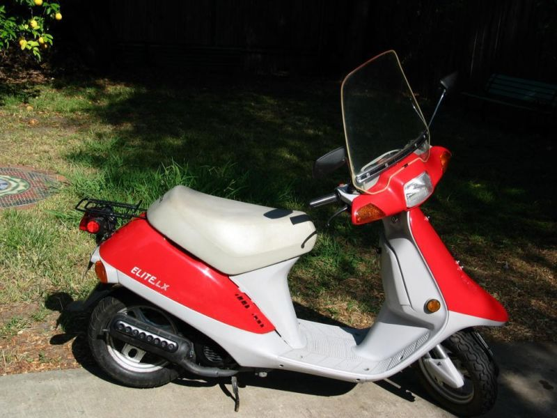 Elite 1989 Motorcycles For Sale