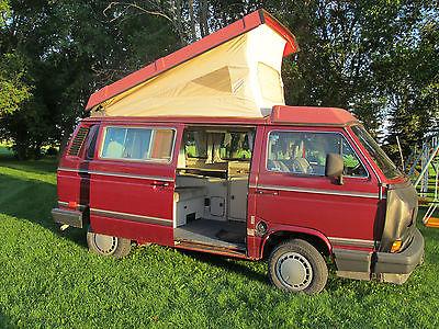 Volkswagen : Bus/Vanagon 1988 vw westfalia vanagon