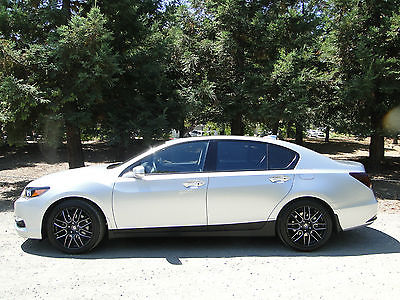 Acura : Other 4 Door 2014 acura rlx advance 18 k mi silver one of a kind styling