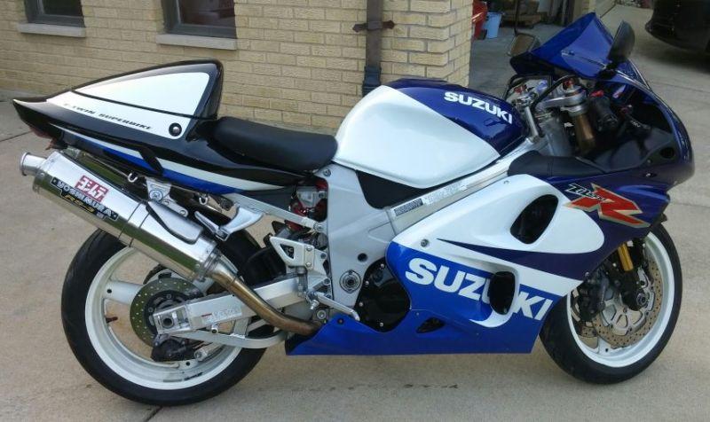 2001 Suzuki Tl1000r Motorcycles For Sale