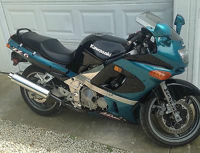 1993 Kawasaki Ninja 600 Motorcycles For Sale