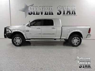 Dodge : Ram 2500 Laramie Mega Cab 4WD Cummins 2010 ram 2500 laramie 3 4 ton 4 wd megacab shortbed 35 s loaded xnice tx