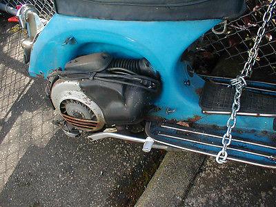 Other Makes : Vespa p200e Vespa P200e Motor Scooter