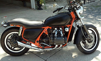 Honda : Gold Wing Very Nice.  1981 Honda GL1100