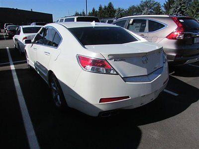 Acura : TL 4dr Sedan SH-AWD Tech 4 dr sedan sh awd tech automatic gasoline 3.7 l v 6 cyl white diamond pearl
