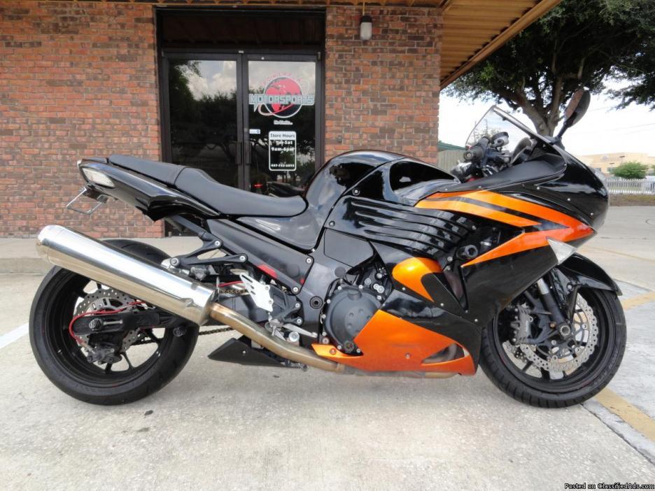 2013 Kawasaki Ninja Zx 1400 R Motorcycles for sale