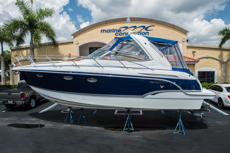 CLEARANCE SALE! 2006 Formula 310PC with 260's, GENERATOR & BOW THRUSTER!!