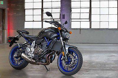 Yamaha : FZ 2015 yamaha fz 07 in grey brand new y 1530