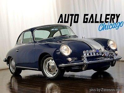 Porsche : 356 Rare 356sc,