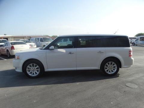 2012 FORD FLEX 4 DOOR SUV