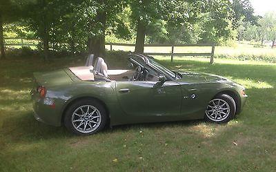 BMW : Z4 2.5L Convertible 2-Door BMW Z4 - 2003 - 2 door convertible