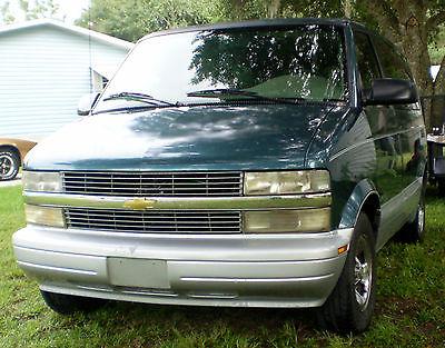 Chevrolet : Astro LS Standard Passenger Van 3-Door 1999 chevy astro ls