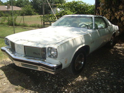 Oldsmobile : Cutlass HURST/OLDS 1975 hurst olds 455 cutlass oldsmobile w 30 reduce price