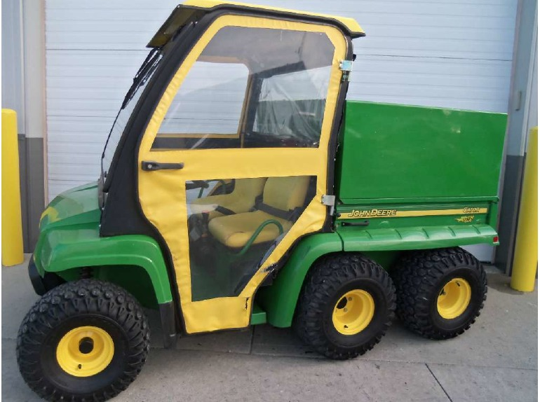 john deere 6 x 4 gator motorcycles for sale. Black Bedroom Furniture Sets. Home Design Ideas