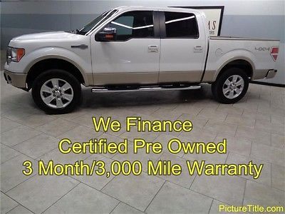 Ford : F-150 King Ranch 4WD Crew Cab 10 f 150 4 wd king ranch gps navi camera warranty we finance 1 texas owner