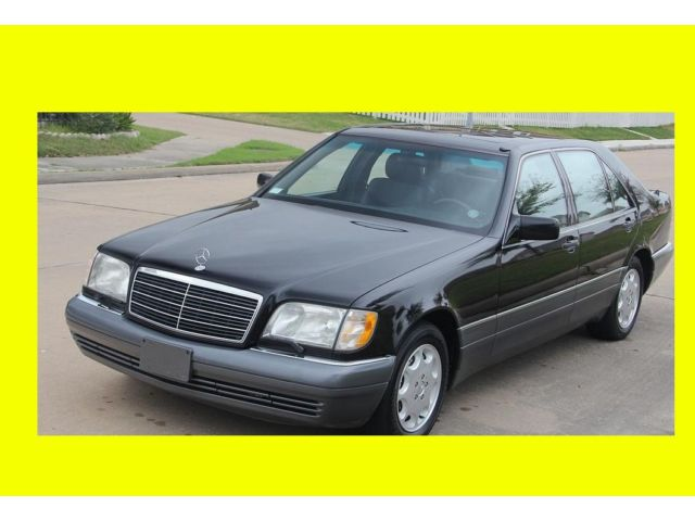 Mercedes benz s320 lwb cars for sale for Mercedes benz junk yards