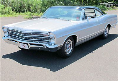 Ford : Galaxie One of 753 67 one of 753 4 speed manual 390 v 8