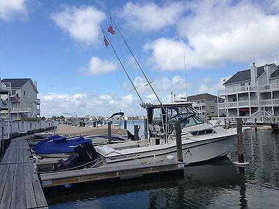 1993 Grady White Sailfish Twin HPDI Yamaha engines Excellent condition