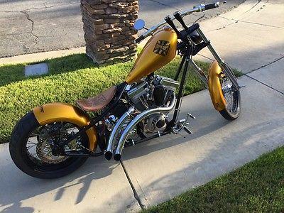 Custom Built Motorcycles : Chopper West Coast Choppers 2003 CFL