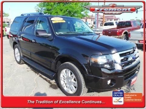 2014 FORD EXPEDITION 4 DOOR SUV
