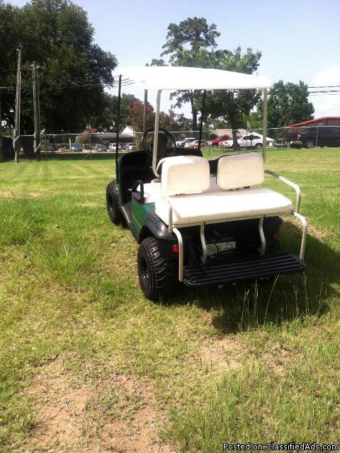 Golf Cart 36v With Lift Kit 832 893 4541