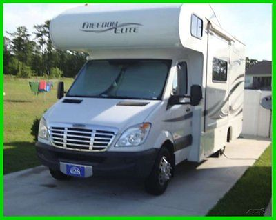 2011 Four Winds Freedom Elite 23S Class C Diesel Motorhome Used