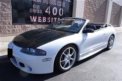 Mitsubishi : Eclipse 2dr Convertible Spyder GS T Turbo Manual 1997  Mitsubishi Eclipse Gs T
