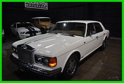 Bentley : Brooklands 1988 used rwd