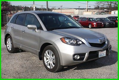 Acura : RDX Certified 2011 used certified turbo 2.3 l i 4 16 v automatic awd suv moonroof premium