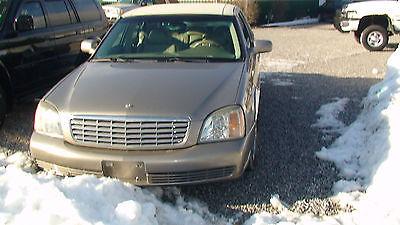Cadillac : DeVille 2002 cadillac deville 150 k
