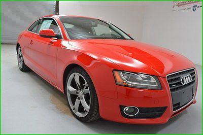 Audi : A5 2.0T Premium Plus 2.0L 4 Cyl AWD Coupe NAV Sunroof FINANCING AVAILABLE!! 61K Miles Used 2010 Audi A5 2.0T Coupe